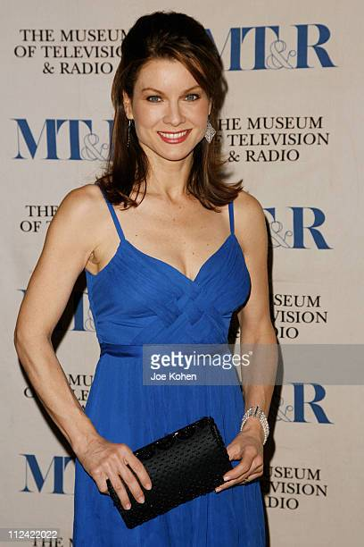 Jodi Applegate during The Museum of Television and Radio's Annual Gala Hosted by Tom Brokaw Honoring Howard Stringer and Sony Corp at Waldor Astoria...