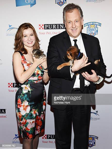 Jodi Applegate Michael Kay attends the 2015 North Shore Animal League America Gala at The Pierre Hotel on November 20 2015 in New York City