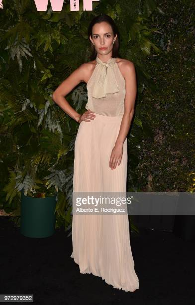 Jodi Balfour attends Max Mara Women In Film Face of the Future at Chateau Marmont on June 12 2018 in Los Angeles California