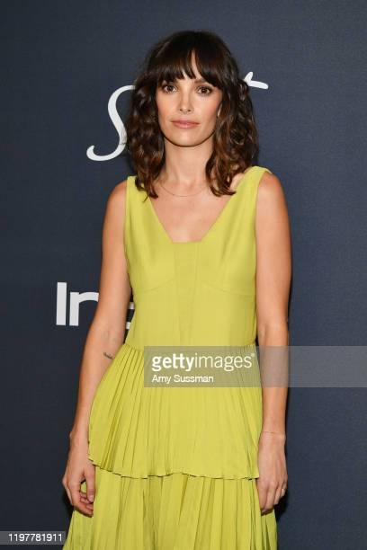 Jodi Balfour attends the 21st Annual Warner Bros And InStyle Golden Globe After Party at The Beverly Hilton Hotel on January 05 2020 in Beverly Hills...