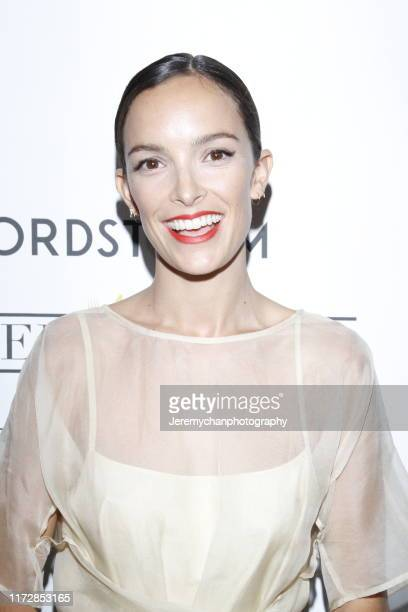 Jodi Balfour attends The Rest Of Us Cocktail Reception at MARBL Restaurant on September 06 2019 in Toronto Canada