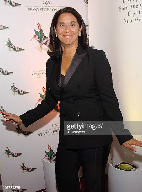 Jodi Fisher of Nine West Group during 11th Annual QVC FFany Shoes on Sale Benefiting Breast Cancer Research and Education Inside at Hammerstein...
