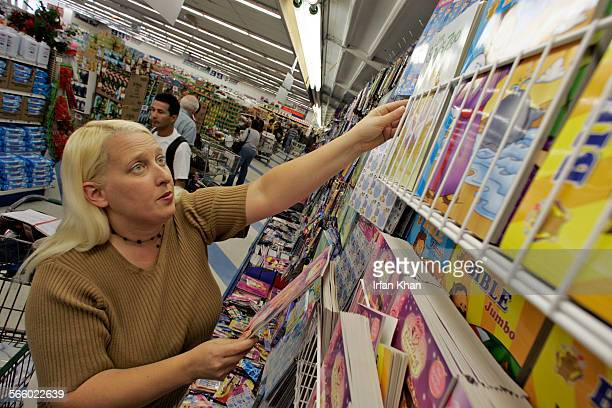 Jodi Jill shops for holiday gifts at 99 Cents store Los Angeles Jill recently lost her job when the car dealership she worked for went under has to...