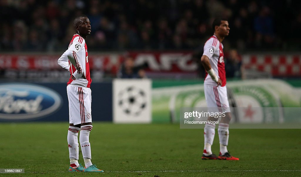AFC Ajax v Borussia Dortmund - UEFA Champions League
