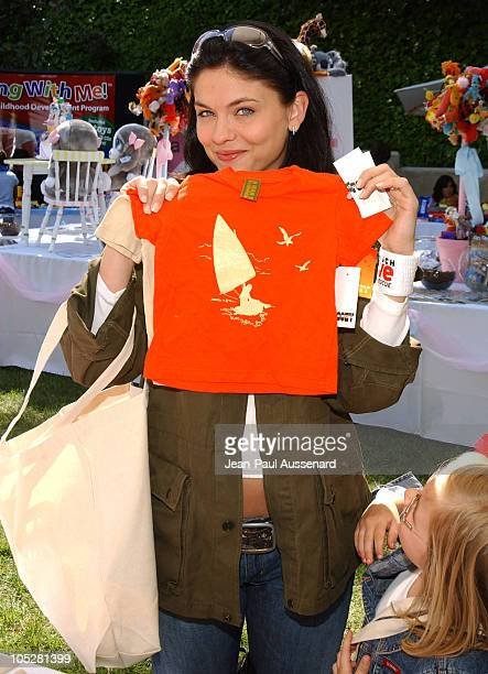 Jodi Lyn O'Keefe at Fooey during Silver Spoon Dog and Baby Buffet Benefiting Much Love Animal Rescue Day Two at Private Residence in Beverly Hills...