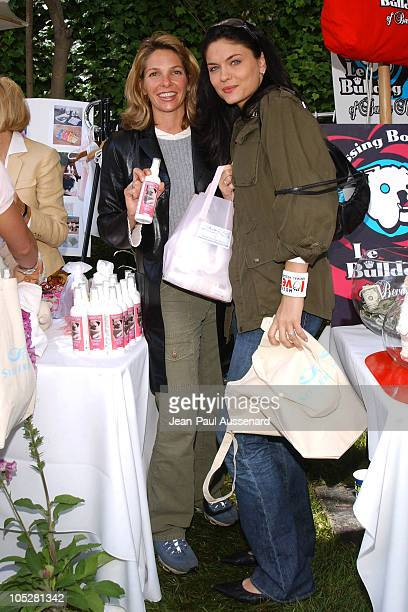 Jodi Lyn O'Keefe at Phoebe's during Silver Spoon Dog and Baby Buffet Benefiting Much Love Animal Rescue Day Two at Private Residence in Beverly Hills...