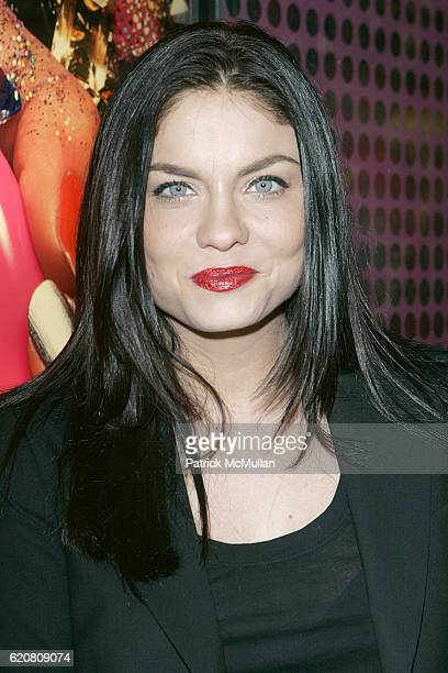 Jodi Lyn O'Keefe attends MAC Presents 'Heatherette' Launch Party at MAC Pro on March 20 2008 in Beverly Hills CA
