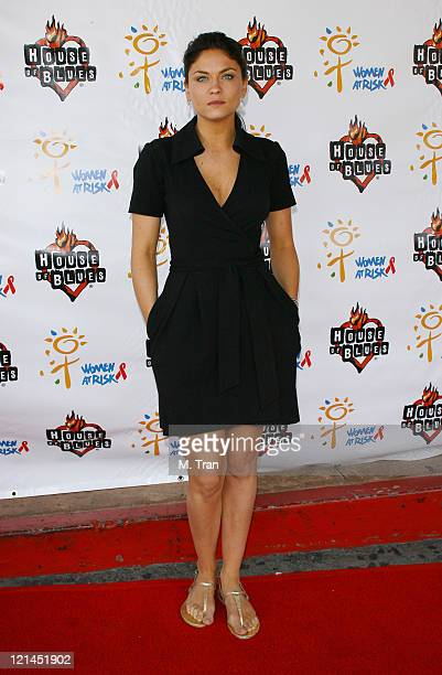 Jodi Lyn O'Keefe during 9th Annual House of Blues Gospel Brunch Fundraiser for the Angel Tribute Award at House of Blues in West Hollywood California...