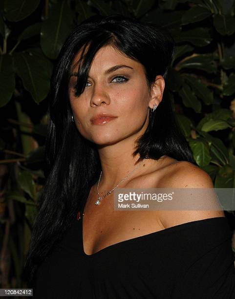 Jodi Lyn O'Keefe during An Evening of Love Light and Laughter to Benefit Lupus LA and Lupus Research at Beverly Hills Hotel in Beverly Hills...