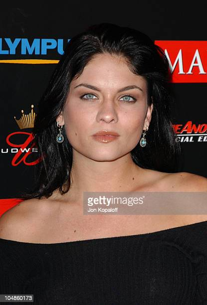 Jodi Lyn Okeefe During Maxim Magazines Annual Hot 100 Party At 1400 Ivar In