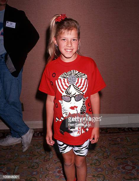 Jodi Sweetin during 1991 ABC Summer Press Tour at Universal Hilton Hotel in Universal City California United States