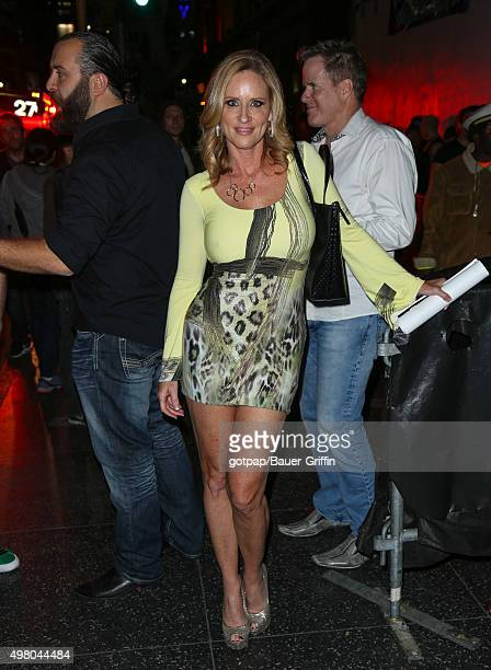 Jodi West is seen on November 19 2015 in Los Angeles California