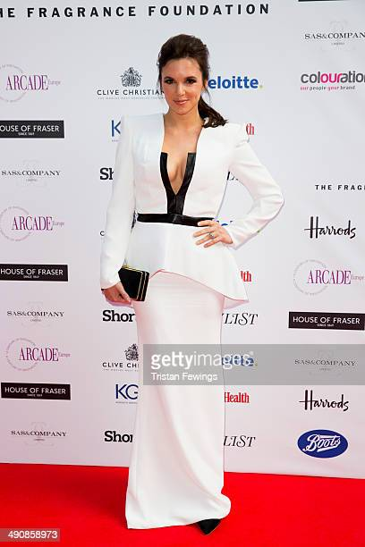 Jodie Albert attends the FiFi UK Fragrance Awards at The Brewery on May 15 2014 in London England