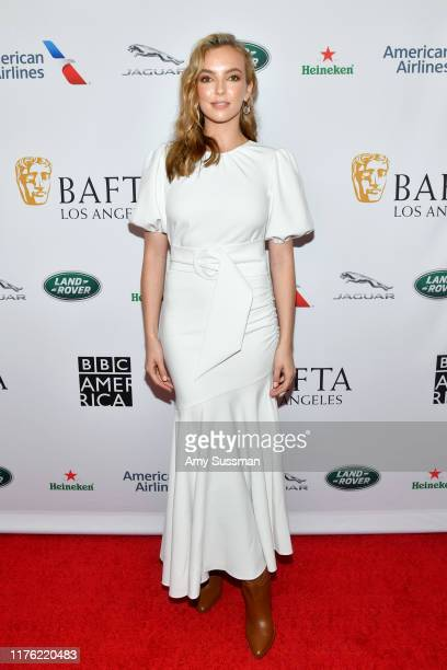 Jodie Comer attends the BAFTA Los Angeles BBC America TV Tea Party 2019 at The Beverly Hilton Hotel on September 21 2019 in Beverly Hills California
