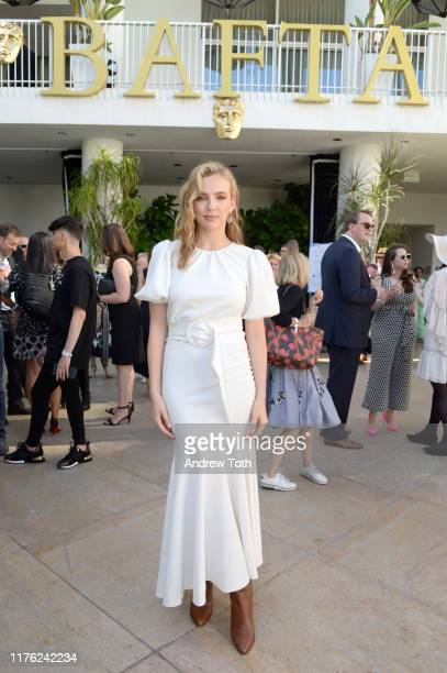 Jodie Comer attends the BAFTA TV Tea Party on September 21 2019 in Los Angeles California
