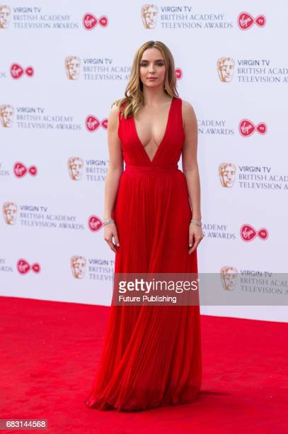 Jodie Comer attends the Virgin TV British Academy Television Awards ceremony at the Royal Festival Hall on May 14 2017 in London United Kingdom...