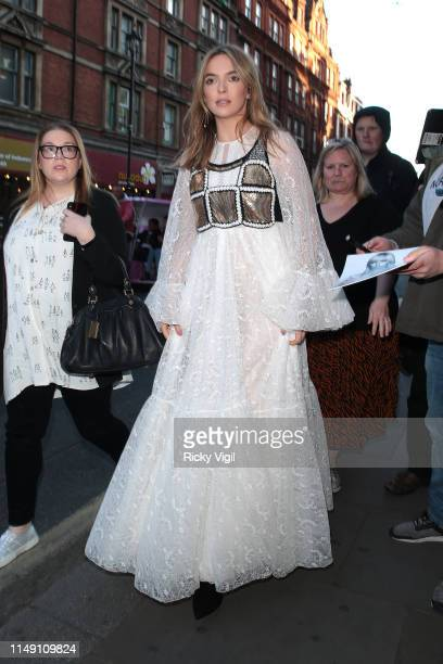 Jodie Comer seen attending Killing Eve series two premiere reception at Curzon Soho on May 14 2019 in London England