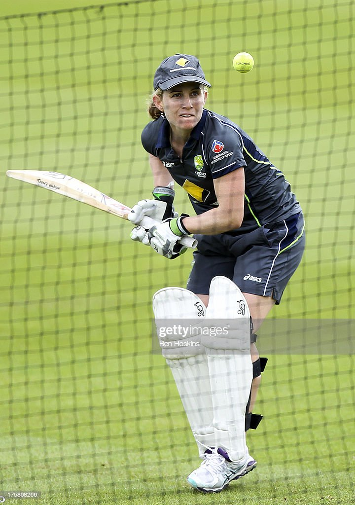 England and Australia Women's Ashes Series - Media Access