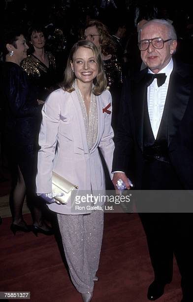 Jodie Foster and guest