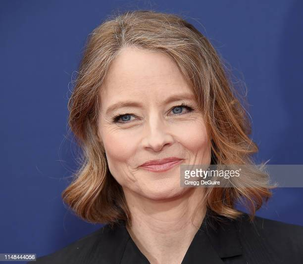 Jodie Foster attends the American Film Institute's 47th Life Achievement Award Gala Tribute To Denzel Washington at Dolby Theatre on June 6, 2019 in...