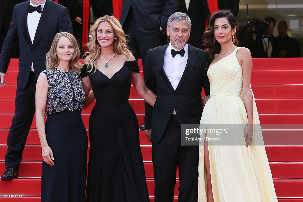 """""""Money Monster"""" Premiere  - The 69th Annual Cannes Film Festival : News Photo"""