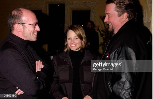 Jodie Foster Sundance Festival Codirector Geoffrey Gilmore