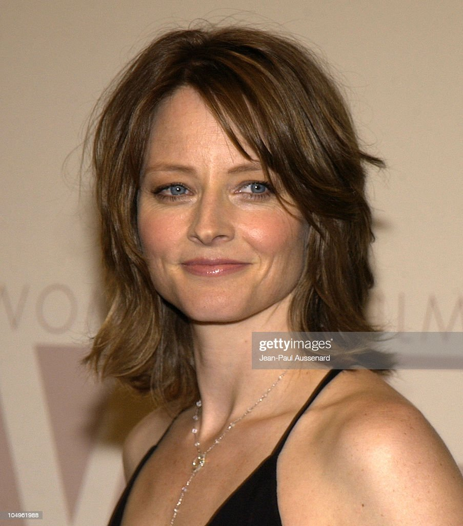 Fotos Und Bilder Von In Profile Jodie Foster Getty Images