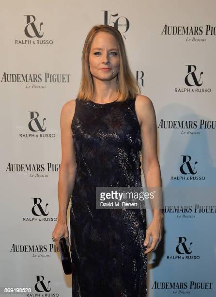 Jodie Frost attends Harper's Bazaar Women of the Year Awards 2017 Sponsored by Audemars Piguet on November 2 2017 in London England