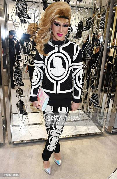 Philipp Plein Hosts A Cocktail Party To Celebrate The Opening Of The