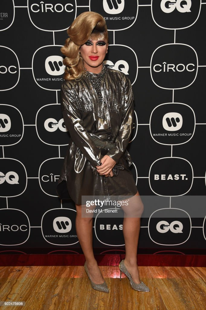 Warner Music Group & Ciroc Brit Awards Party In Association With British GQ : News Photo