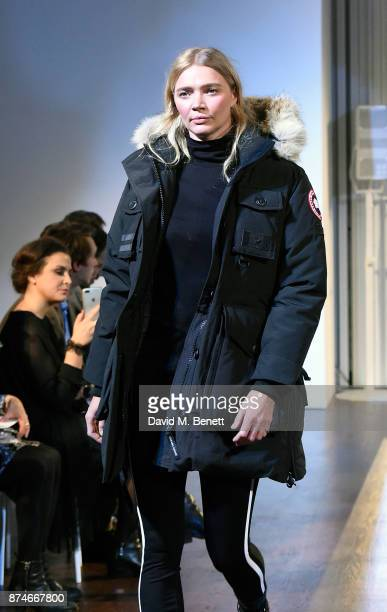 Jodie Kidd attends Canada Goose x London Celebrating London Flagship Opening and 60th Anniversary at Canada House on November 15 2017 in London...
