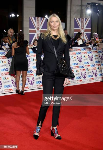 Jodie Kidd attends Pride Of Britain Awards 2019 at The Grosvenor House Hotel on October 28 2019 in London England