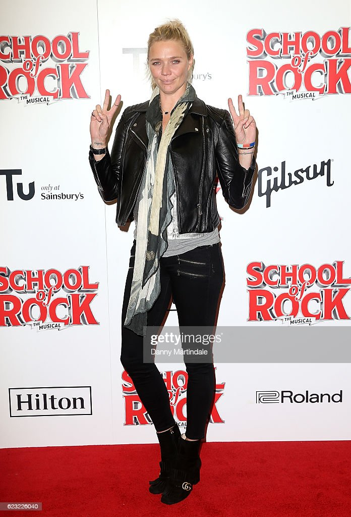 Opening Night Of 'School Of Rock The Musical'- Red Carpet Arrivals