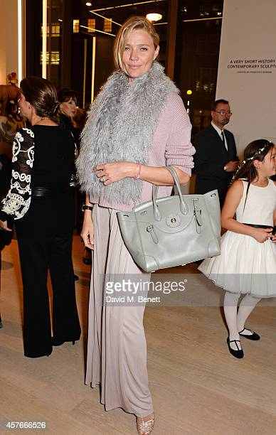 Jodie Kidd attends the Ralph Lauren Fall 2014 Collection fashion and accessories presentation in celebration of the new Phillips European...