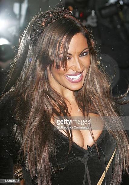 Jodie Marsh during Celebrity Big Brother 4 First Night at Elstree Studios in Borehamwood United States