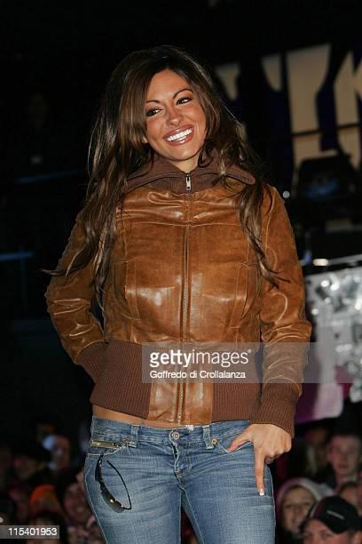 Jodie Marsh during Celebrity Big Brother 4 Grand Finale at Elstree Studios in Borehamwood Great Britain