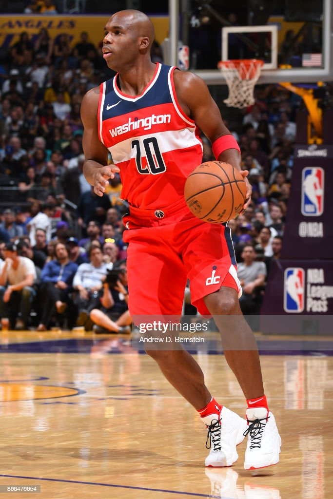 Washington Wizards v Los Angeles Lakers
