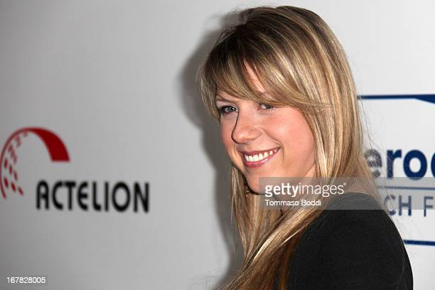 Jodie Sweetin attends the Cool Comedy Hot Cuisine A benefit for the scleroderma research foundation held at the Beverly Wilshire Four Seasons Hotel...
