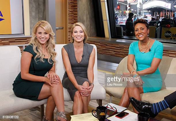 AMERICA Jodie Sweetin of Fuller House revealed she will be on the new season of Dancing With The Stars on GOOD MORNING AMERICA 3/2/16 airing on the...