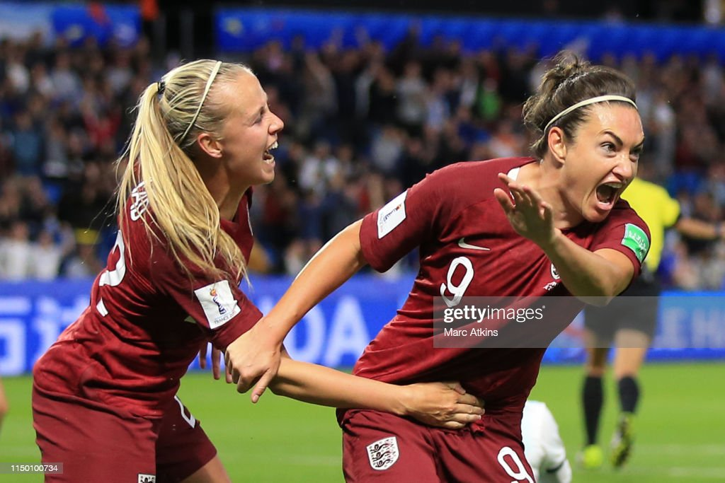 England v Argentina: Group D - 2019 FIFA Women's World Cup France : News Photo