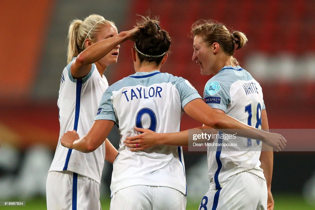 England v Scotland - UEFA Women's Euro 2017: Group D : News Photo