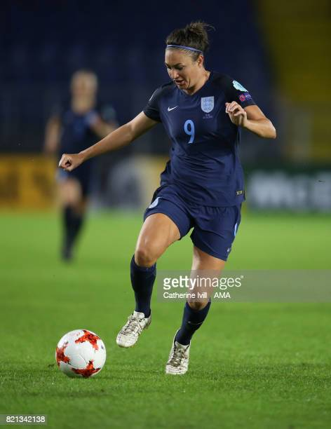 Jodie Taylor of England Women during the UEFA Women's Euro 2017 match between England and Spain at Rat Verlegh Stadion on July 23 2017 in Breda...