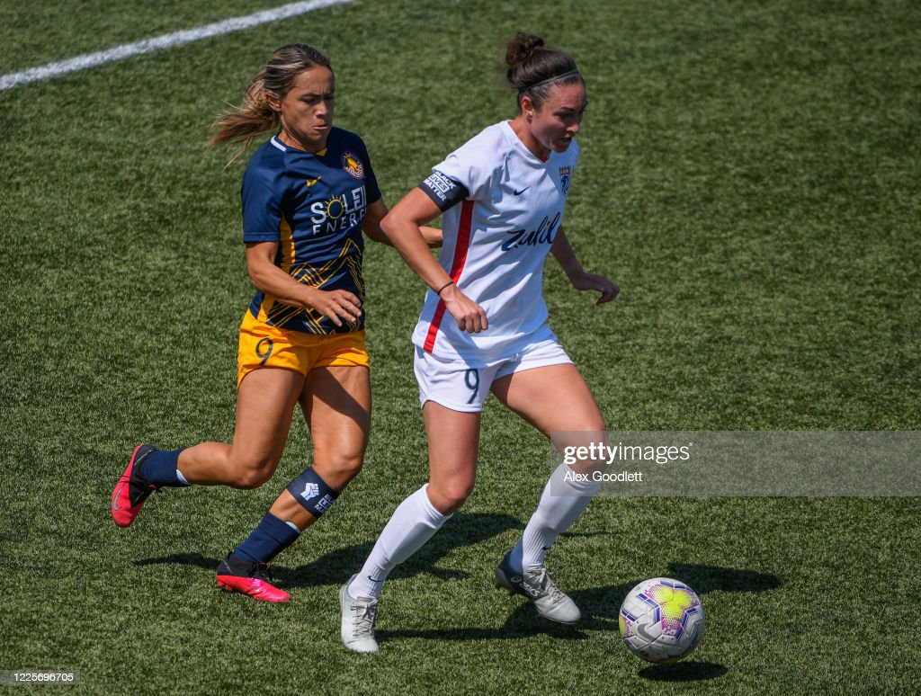 2020 NWSL Challenge Cup - Day 6 : News Photo