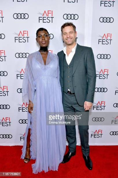Jodie TurnerSmith and Joshua Jackson attend the Queen Slim Premiere at AFI FEST 2019 presented by Audi at the TCL Chinese Theatre on November 14 2019...