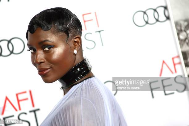 Jodie TurnerSmith attends the AFI FEST 2019 Presented By Audi premiere of Queen Slim at TCL Chinese Theatre on November 14 2019 in Hollywood...