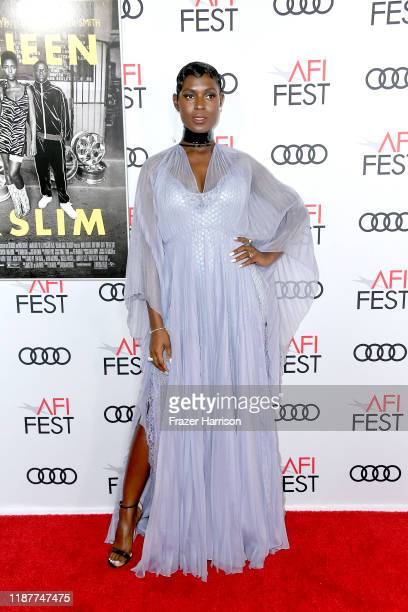 Jodie TurnerSmith attends the Queen Slim Premiere at AFI FEST 2019 presented by Audi at the TCL Chinese Theatre on November 14 2019 in Hollywood...