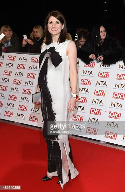 Jodie Whittaker attends the National Television Awards at 02 Arena on January 21 2015 in London England
