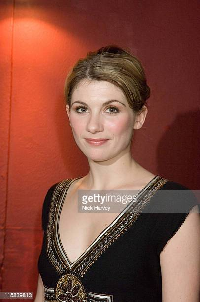 Jodie Whittaker during The 9th Annual British Independent Film Awards at Hammersmith Palais in London Great Britain