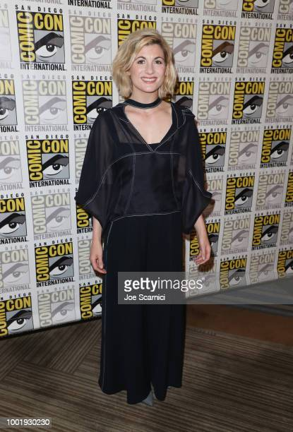 Cosplayer attends BBC America's 'Doctor Who' at ComicCon International 2018 at San Diego Convention Center on July 19 2018 in San Diego California