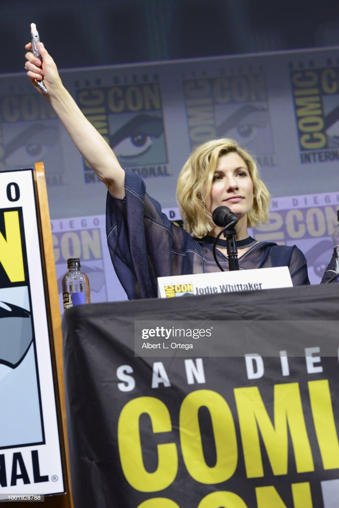 Comic-Con International 2018 - BBC America's Official Panel